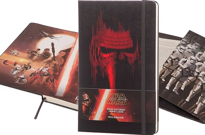 Moleskine Star Wars Photo
