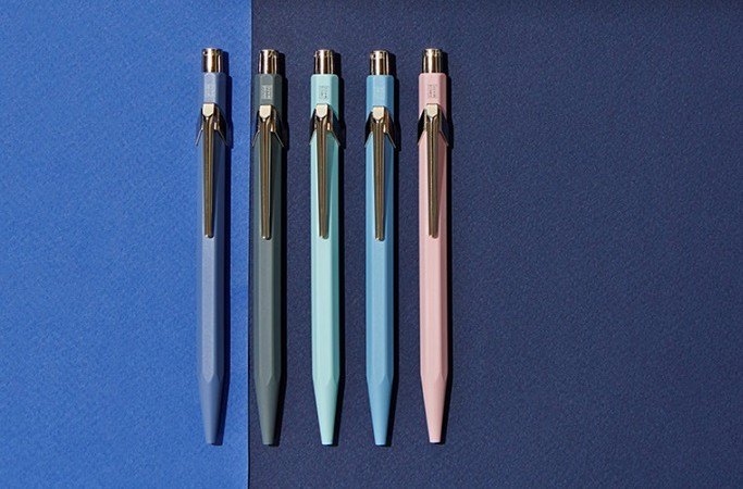 Paul Smith + Caran d'Ache 849 Ballpoint Pen Photo