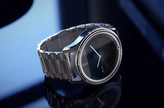 Olio Model One Smartwatch Photo
