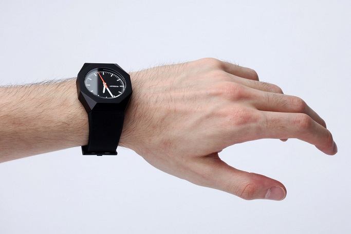 United Nude Analog Stealth Watch Photo