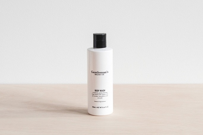 Gentleman's Brand Co. Body Wash Photo