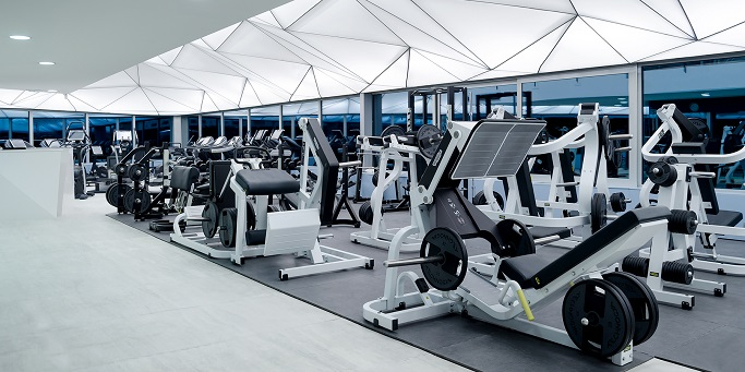 Sky Wellness Belgrade Fitness Centre Photo