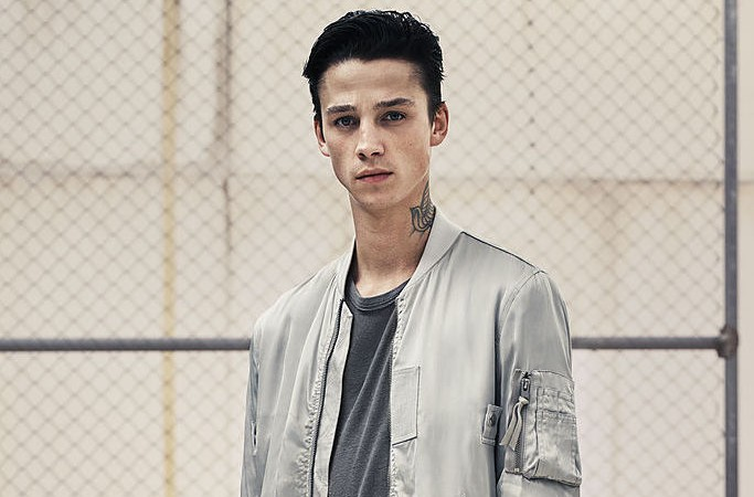 AllSaints March 2016 Men's Lookbook Photo