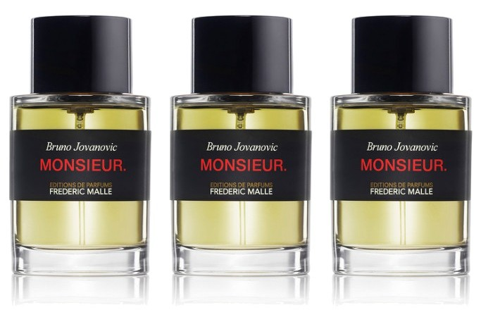 Frederic Malle Monsieur by Bruno Jovanovic Photo
