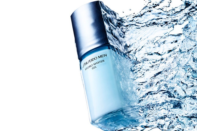 Shiseido Men Hydro Master Gel For Face Photo