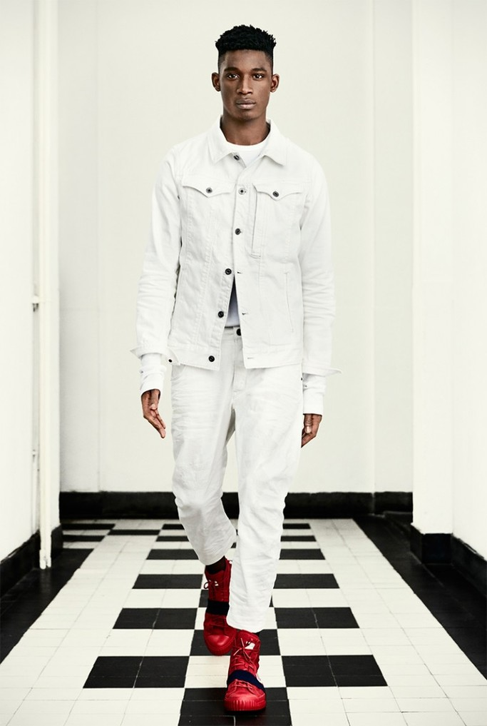G-Star Raw Essentials Spring/Summer 2016 Photo